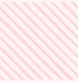 hand drawn diagonal grunge pink stripes vector image