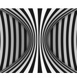lines optical vector image vector image