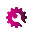 repair icon creative graphic vector image vector image