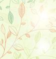 soft pastel floral design