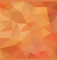 bright polygonal background vector image vector image