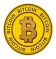 Bitcoin1 resize vector image