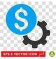 Development Cost Eps Icon vector image