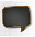 school board and text back to vector image vector image