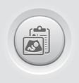 ultrasonography flat icon vector image
