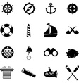 Nautical icons for web
