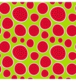 Seamless Pattern Background from Watermelon vector image vector image