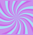 swirl radial pattern backgrounds vector image