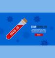 vaccine stop coronavirus covid19 - 19 china vector image