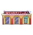 A nightclub vector image vector image