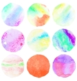Watercolor background EPS10 vector image