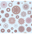 Arabesque seamless4 vector
