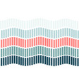 background color waves horizontal consisting of vector image vector image