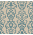 Damask Elegant Royal ornament pattern vector image vector image