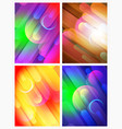 speed movement pattern design background concept vector image vector image