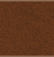 brown leather textured background vector image