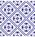 ceramic design vector image