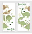 dinosaurs design tyrannosaurus rex vector image vector image