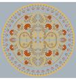 mandala color vector image vector image