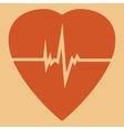 Defibrillator icon vector image