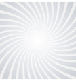 Silver radial rays vector image