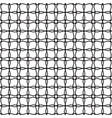 abstract minimalistic grid seamless pattern vector image