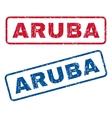 Aruba Rubber Stamps