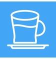 Coffee Cup II vector image vector image