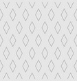 tile pattern with grey seamless background vector image vector image