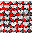 Cute Valentines day vector image vector image