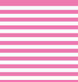 pink stripes background with horizontal vector image