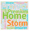 Protect Your Home From Florida s Storms And vector image