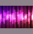 pink speed bar overlap in dark background vector image vector image
