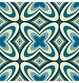 Retro Wallpaper Abstract Seamless Pattern vector image vector image