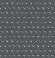 star pattern on grey background vector image vector image