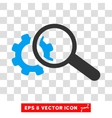 Seo Tools Eps Icon vector image vector image