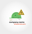 spare parts - company name vector image vector image