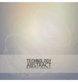 Technical retro background Conceptual vector image