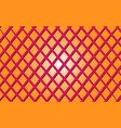 a background image of a criss-crossed pink lines vector image vector image