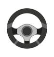 steering wheel isolated icon