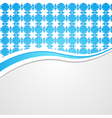 a paterned header vector image