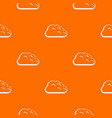 storm cloud pattern seamless vector image vector image