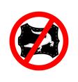 no crocodile leather vector image vector image