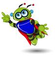 Super Robot vector image vector image