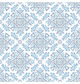 boho ethnic ornament tribal art print seamless vector image vector image