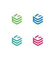 eg-logo vector image