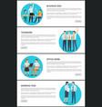 business idea office teamwork vector image vector image