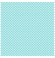 set dotted pattern background vector image