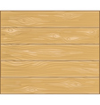 wood plank vector image