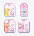 cute baby tags